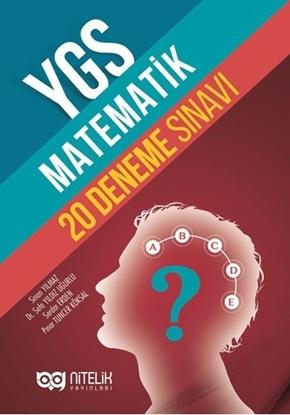 Resim YGS MATEMATİK 20 DENEME