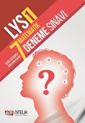 Resim LYS-1 MATEMATİK 7 DENEME SINAVI