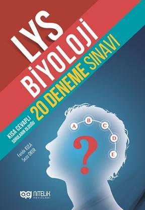 Resim LYS BİYOLOJİ 20 DENEME SINAVI