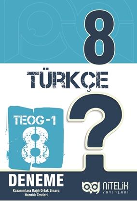 Resim 8.SINIF TEOG-1 TÜRKÇE (8 DENEME)