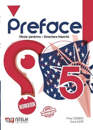 Resim 5.SINIF İNGİLİZCE PREFACE WORKBOOK