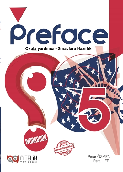 resm 5.SINIF İNGİLİZCE PREFACE WORKBOOK