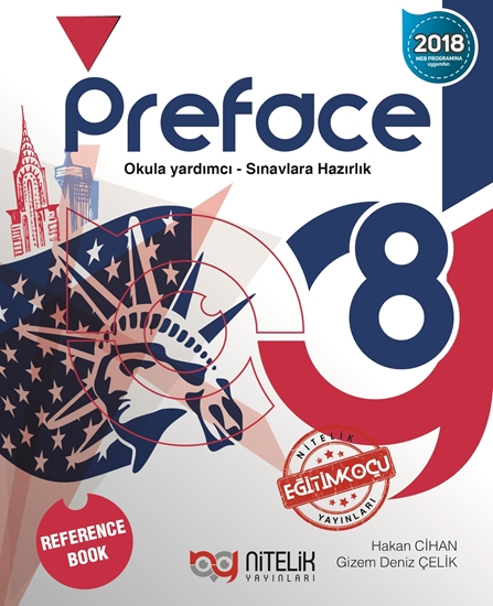 resm 8.SINIF PREFACE REFERENCE BOOK