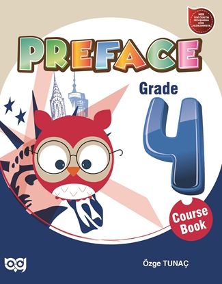 Resim PREFACE 4 COURSE BOOK
