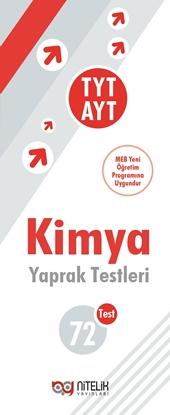 Resim TYT-AYT KİMYA YAPRAK TEST ( 72 TEST )