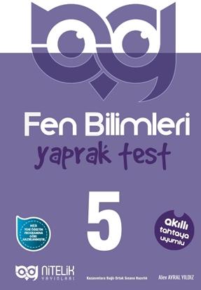 Resim 5.SINIF FEN BİLİMLERİ YAPRAK TEST ( 16 TEST )