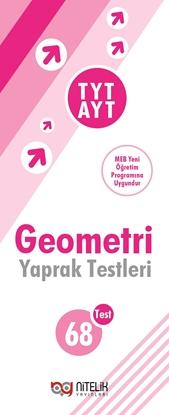 Resim TYT-AYT GEOMETRİ YAPRAK TEST ( 68 TEST )