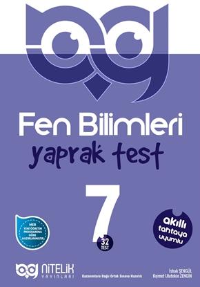 Resim 7.SINIF FEN BİLİMLERİ YAPRAK TEST ( 32 TEST )
