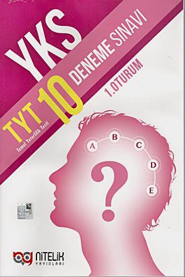 resm YKS TYT 10 DENEME SINAVI (1.OTURUM)