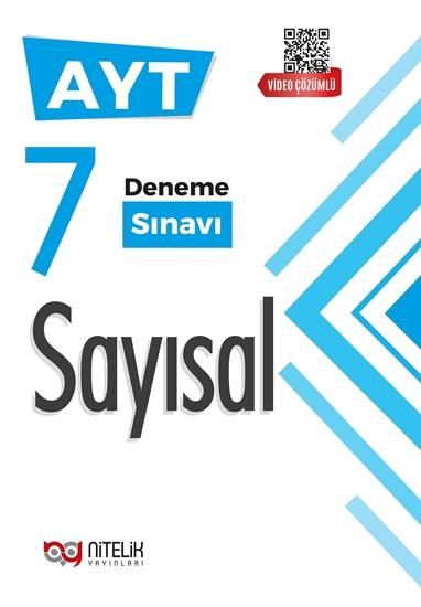 resm AYT SAYISAL 7 DENEME SINAVI