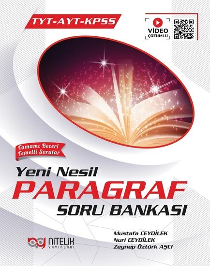 resm TYT-AYT-KPSS YENİ NESİL PARAGRAF SORU BANKASI