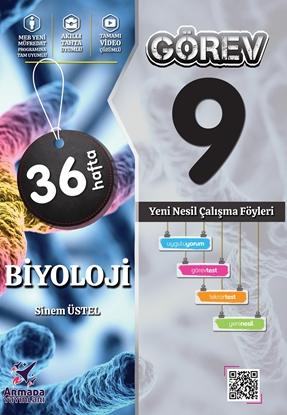 Resim 9. Sınıf Görev Biyoloji Yeni Nesil Çalışma Föyleri