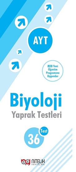 resm YKS AYT BİYOLOJİ YAPRAK TEST ( 36 TEST )