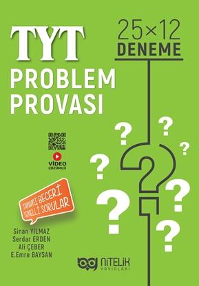 Resim TYT PROBLEM PROVASI 25*12 DENEME